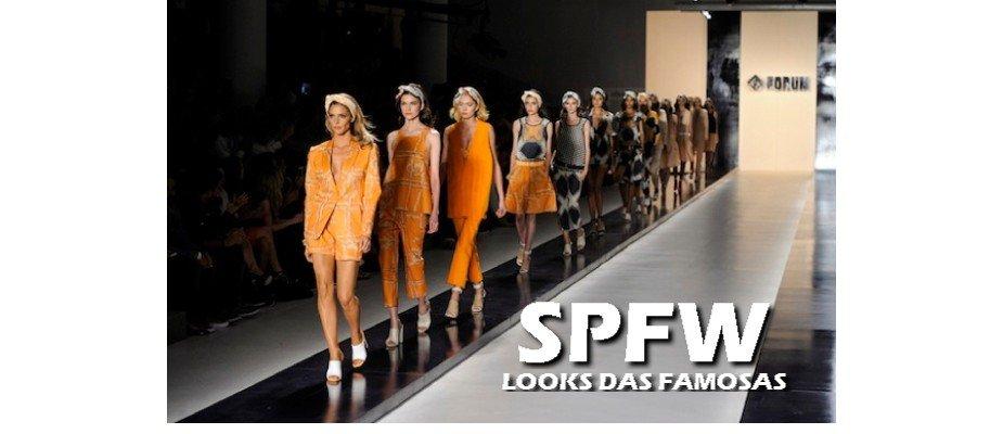SPFW 2019: Os looks para copiar das famosas