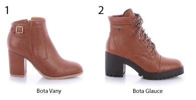 bota marrom