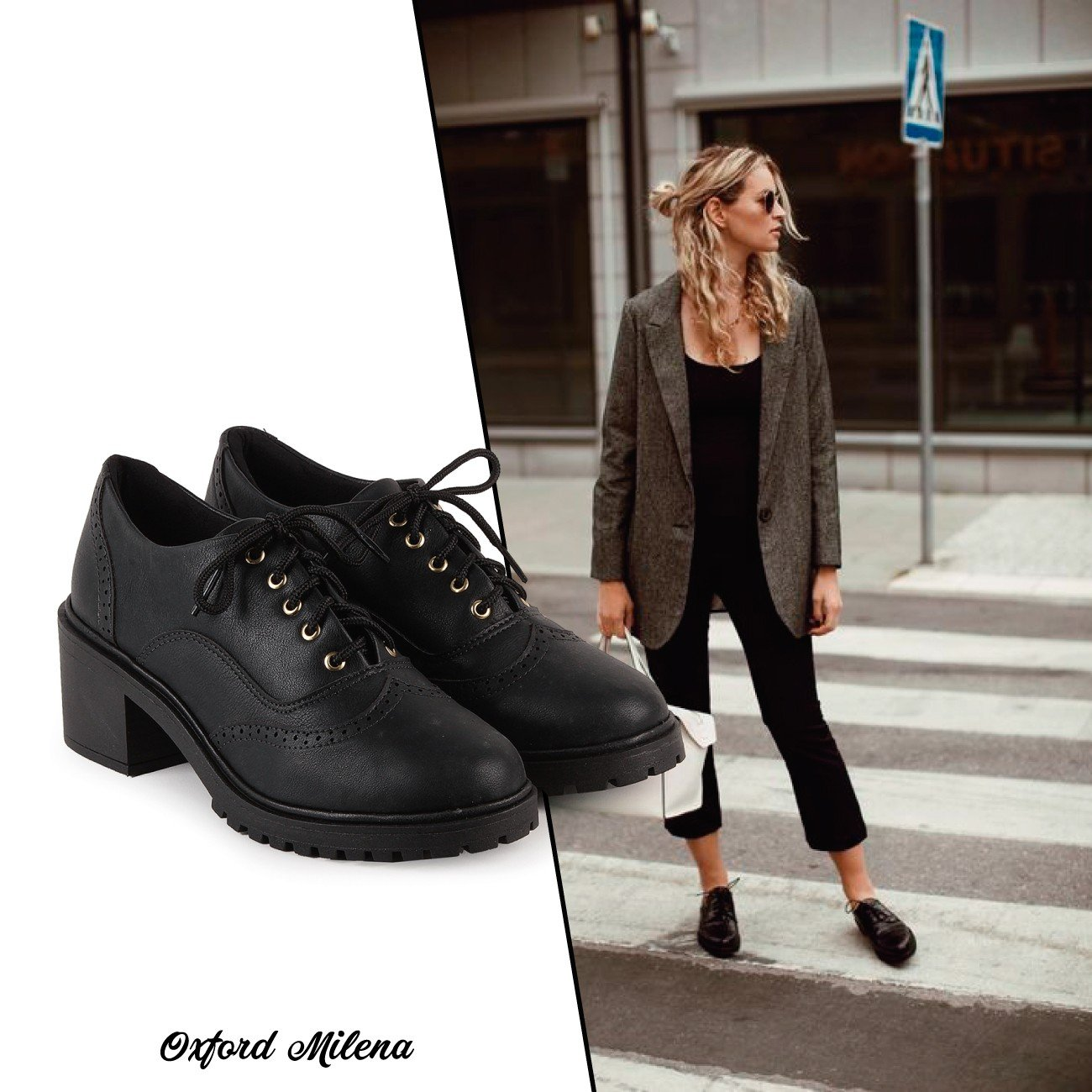 oxford look