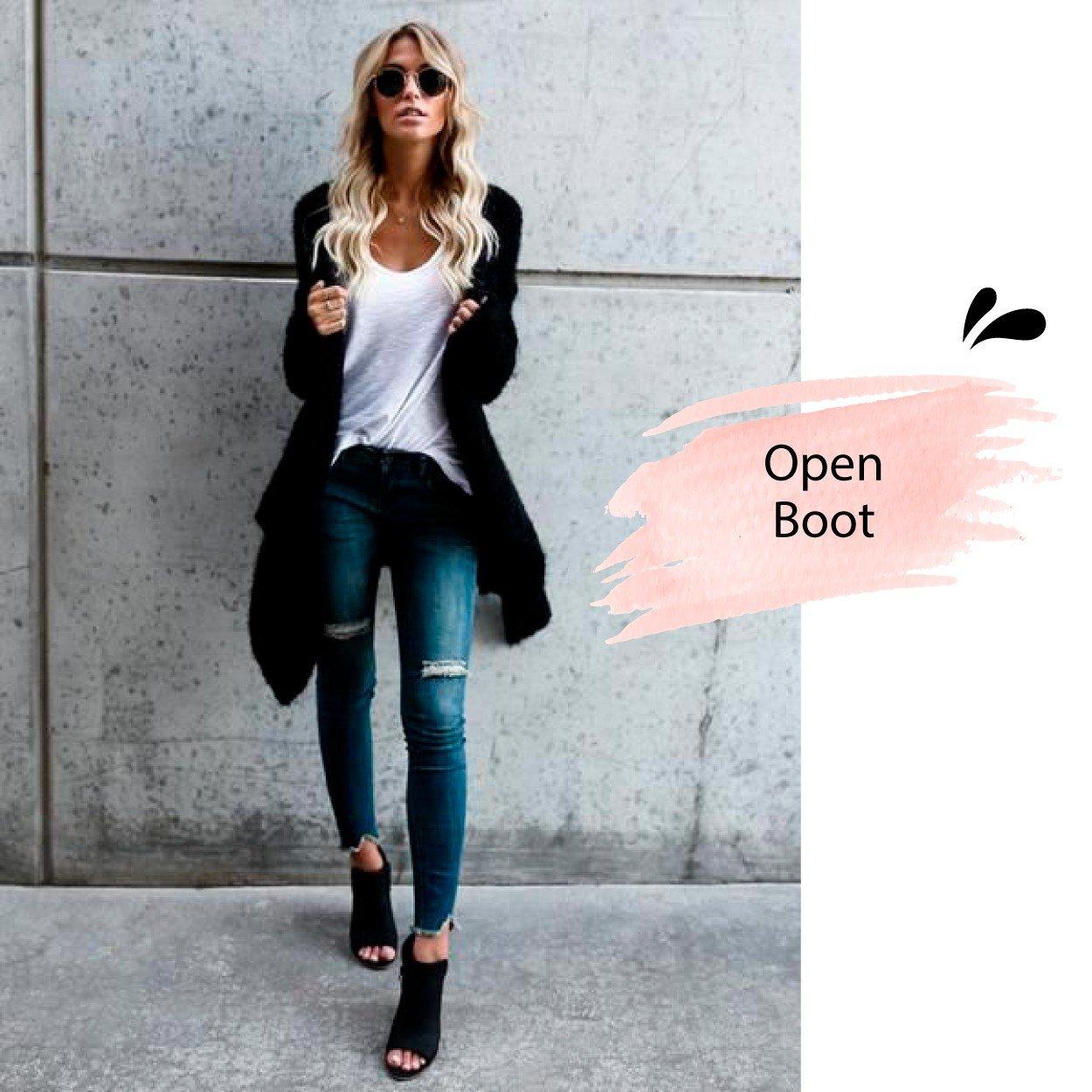look open boot