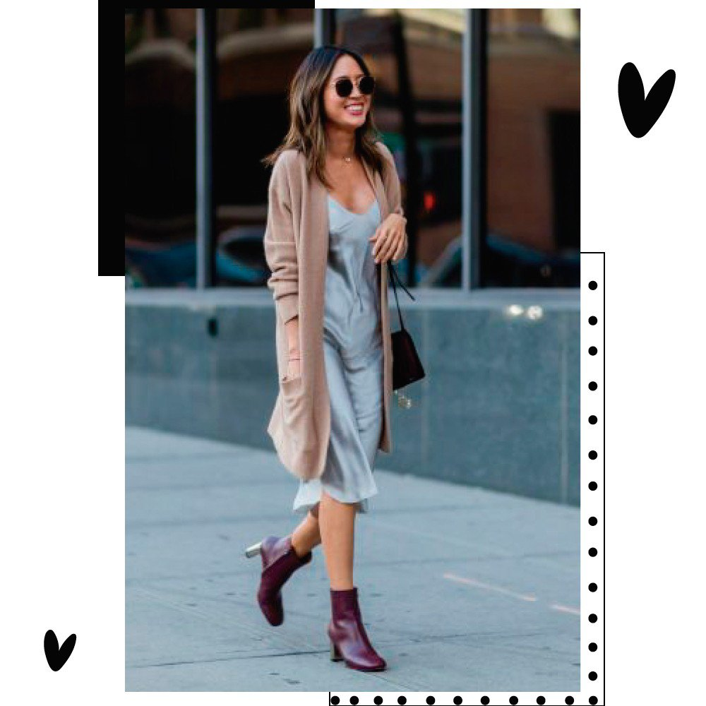 Aimee Song slip dress