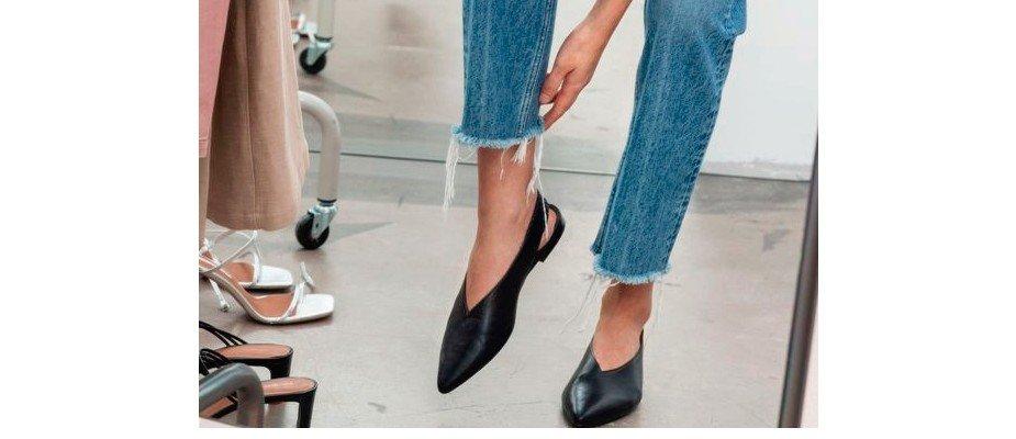 O sapato do Verão 2020
