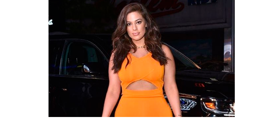 Se inspire em: Ashley Graham