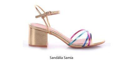 sandlia dourada