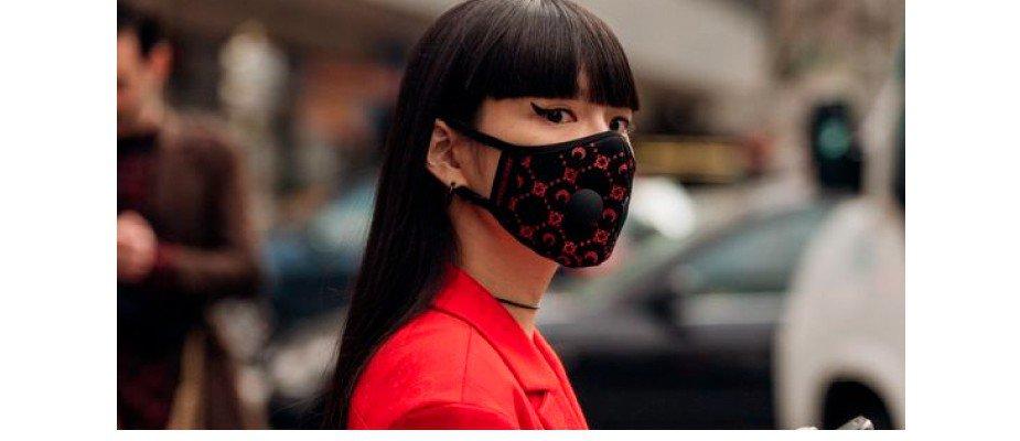 Máscaras não cirúrgicas