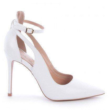 Sapato Lolita L'atelier Napa Branco