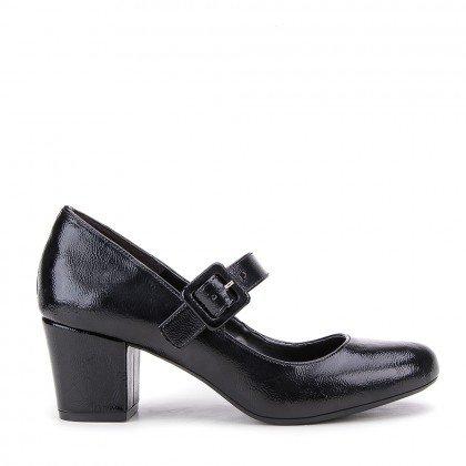 Sapato Di Valentini Verniz Preto (Meu 35)