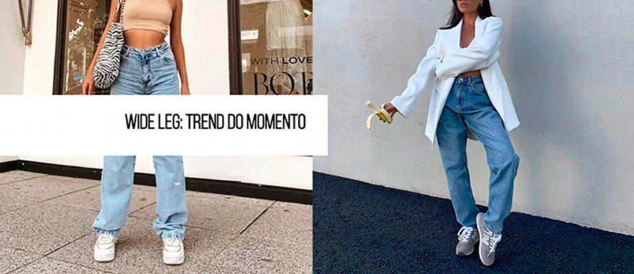 Wide Leg: trend do momento