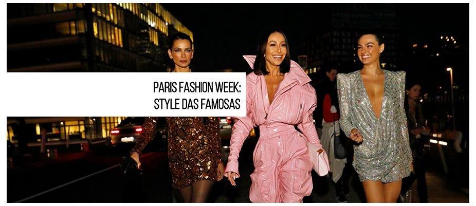 Paris Fashion Week: Qual brasileira arrasou mais no style para o evento?